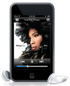 Apple iPod Touch 1st Generation MP3 Player Black 8GB Buy Online